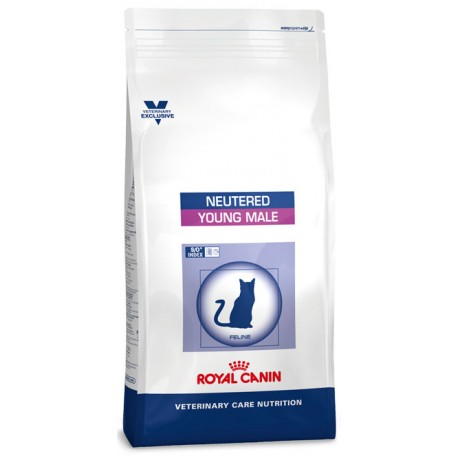 Royal Canin VCN Neutered Young Male - Роял Канин корм для кастрированных котов до 7лет