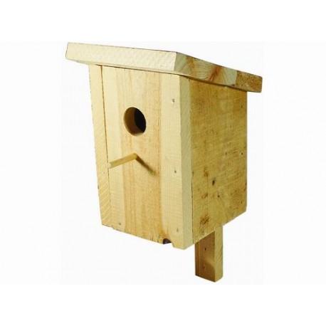 Дарелл Скворечник деревянный для птиц, 20*23*28см