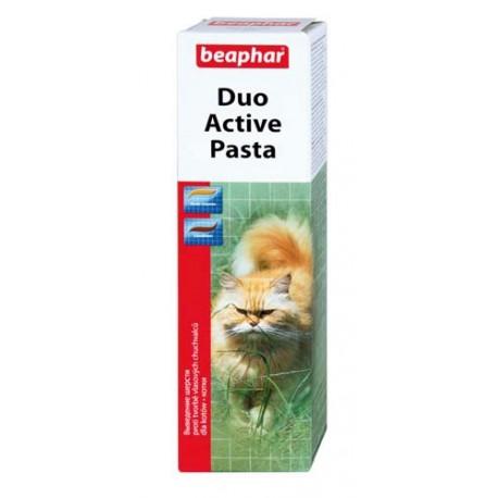 Beaphar Duo Active - Беафар Мультивитаминная паста  Duo Active для кошек