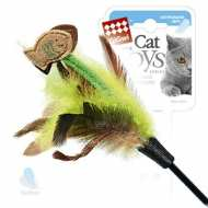 GiGwi Дразнилка для кошек с рыбками на длинной палке