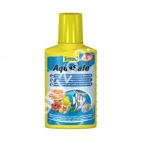 Tetra AquaSafe кондиционер для подготовки воды аквариума