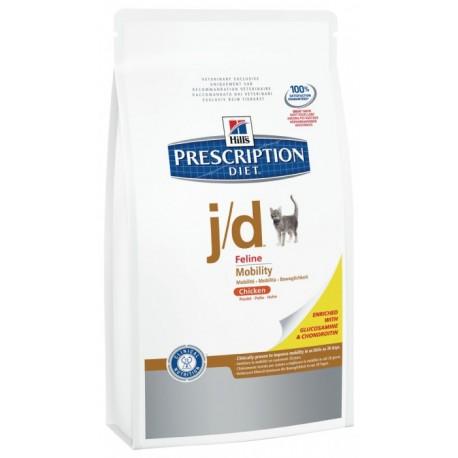 Hills Prescription Diet J/D - Хиллс диета J/D лечение заболеваний суставов для кошек