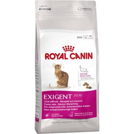 Royal Canin Exigent 35/30 Savoir Sensation сухой корм для кошек привередливых кo вкусу продукта