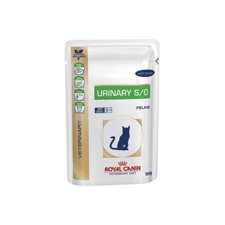 Royal Canin Urinary S/O Feline -  Уринари пауч  для кошек с мочекаменной болезнью