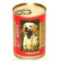 Dog Lunch - дог ланч консервы для собак говядина в желе
