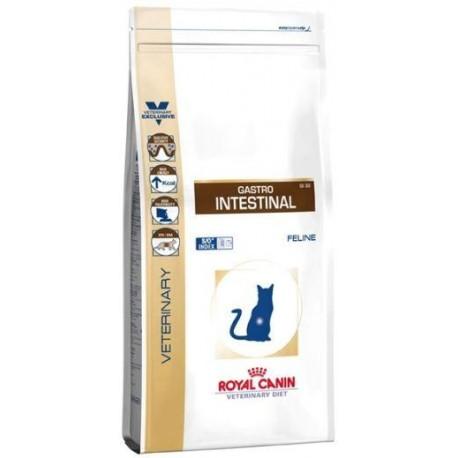 Royal Canin Gastro Intestinal - Роял Канин гастро интестинал корм для кошек с нарушением пищеварения