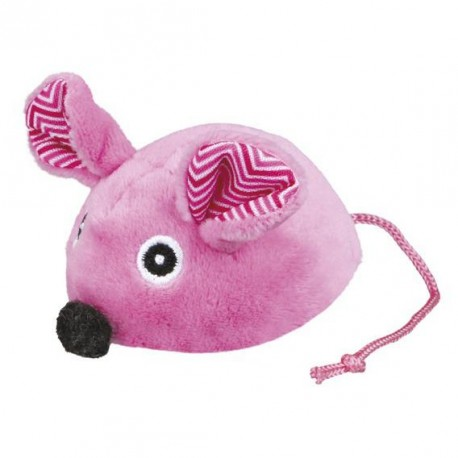 Trixie 45572 Игрушка для кошки Мышь плюш/ткань 7см