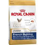 Royal Canin French Bulldog Junior 30- Роял Канин для щенков Французского Бульдога до 12 мес