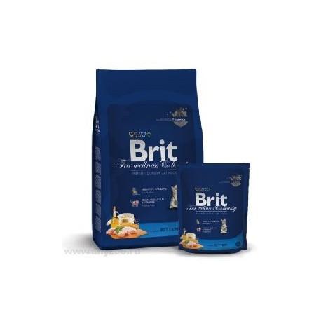 Brit Premium Cat Kitten -Брит для котят с Курицей