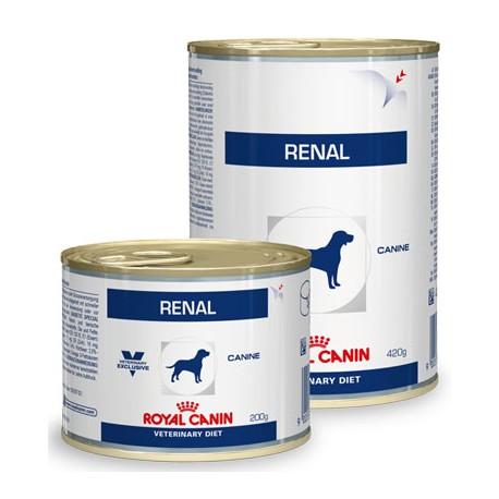 Royal Canin Renal консервы для собак при хронической почечной недостаточности