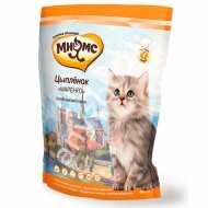 Мнямс Цыпленок Маренго Сбалансированный сухой корм с цыпленком для котят