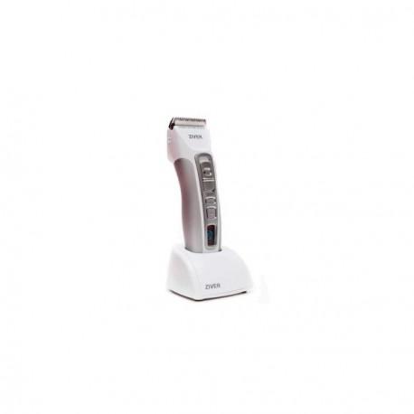 Ziver -206 арт.0281A Машинка для стрижки собак аккумуляторно-сетевая 15Вт, LCD-дисплей