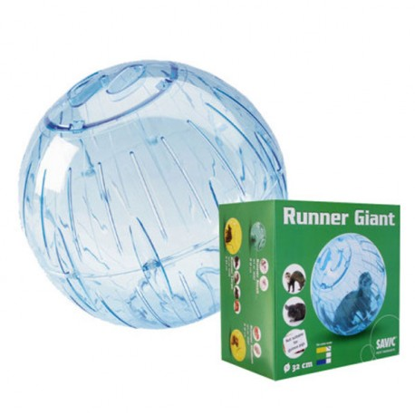 Savic Игрушка Шар прозрачный, пластиковый для грызунов
