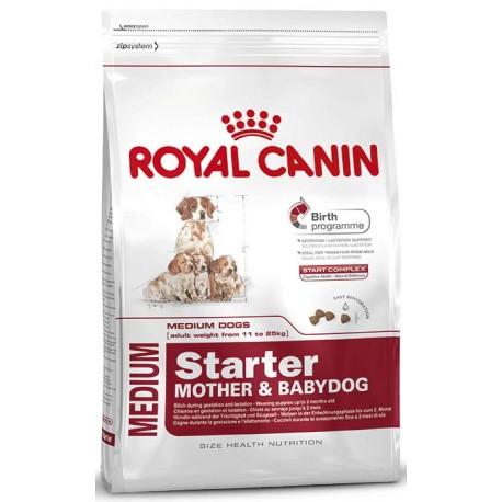 Royal Canin Medium Starter Puppy- Корм для щенков cредних пород до 2х мес, беременных и кормящих сук