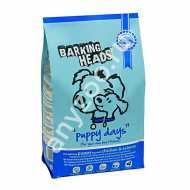 Barking Heads Щенячьи деньки Сухой корм для щенков всех пород с курицей, лососем и рисом