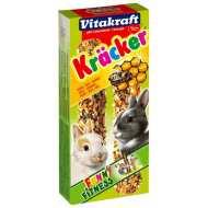 Vitakraft - Витакрафт Крекеры для кроликов ореховые 2шт