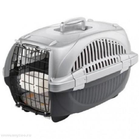 Ferplast контейнер-переноска Atlas deluxе 20 для кошек и мелких собак  57,6*37,4*33