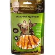 Деревенские лакомства для собак мини-пород Палочки куриные