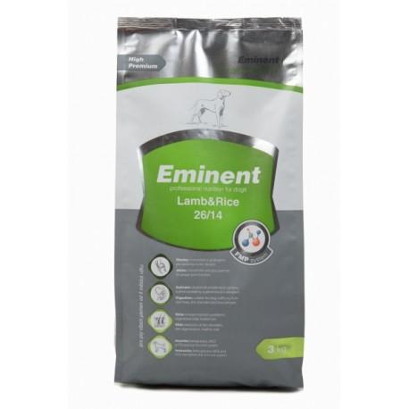 Eminent Lamb&rice 26/14 Полнорационный сухой корм для собак всех пород , ягненок/рис