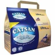 Catsan Ultra - Катсан Ультра гигиенический наполнитель для кошек комкующийся