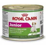 Royal Canin Junior Canine  Консервы для щенков Юниор Мусс