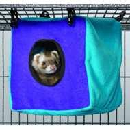 Midwest Cozy Cube Подвесной домик для хорьков 23 х 23 х 30 см