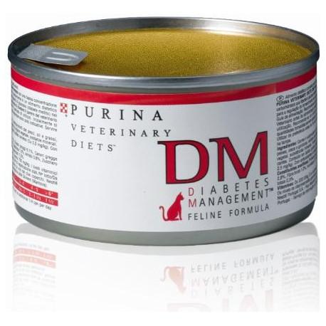 Purina Veterinary Diets Diabetes Feline DM Консервы для кошек при диабете