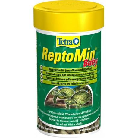 Tetra ReptoMin Baby Корм для молодых водных черепах 140158