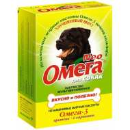 Омега Nео Лакомство для собак с Протеином и  L-карнитином