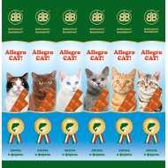 B&B Allegro Cat Колбаски для кошек Лосось/Форель