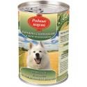 Родные корма Консервы для собак Баранина с потрошками в желе по Восточному