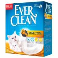 Ever Clean Less Trail - Эвер Клин наполнитель туалета для длинношерстных кошек (оранжевая полоса)