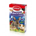 Sanal-Санал лакомство для грызунов с наполнителем из лесных ягод 45гр