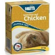 Bozita Tetra Pak Funktion Kitten кусочки Курицы в желе для котят и беременных кошек