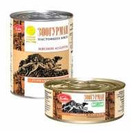 Зоогурман консервы для собак Мясное ассорти с Говядиной и сердцем