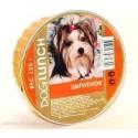 Dog Lunch - дог ланч консервы для собак крем-суфле с цыпленком ламистер