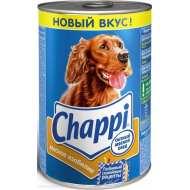Chappi - Чаппи консервы для собак Мясное изобилие