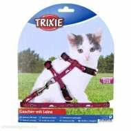 Trixiе 4144 шлейка д/котят нейлон 21-32см*8мм