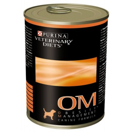 Purina Veterinary Diets Obesity Canine OM Консервы для собак при ожирении