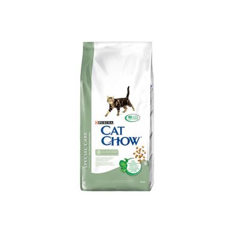Cat Chow Special Care Кет Чау Спешл сухой корм для кастрированных и стерилизованных котов и кошек