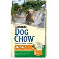 Dog Chow Adult сухой корм для взрослых собак Курица