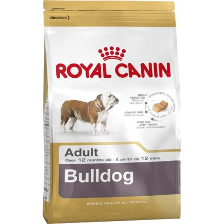 Royal Canin Bulldog  Adult- Роял Канин Английский бульдог от 12 месяцев
