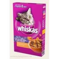 Whiskas Senior 8+ - Вискас сухой корм для пожилых кошек