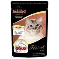 Leonardo - Пауч для кошек с Мясом (мясной микс)