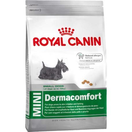 Royal Canin Mini Dermacomfort26- Роял Канин для собак мелких пород склонных к кожным раздражениям