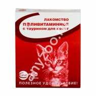 Ceva Витаминно-минеральная кормовая добавка для котят с таурином
