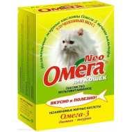 Омега neo м/в лакомство биотин/таурин для кошек