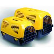 MPS Sirio Big  Переноска пластиковая для собак и кошек 39 х 39 х 64 см