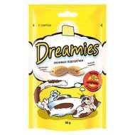 Dreamies лакомые подушечки с Сыром