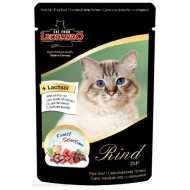 Leonardo - Пауч для кошек с Говядиной